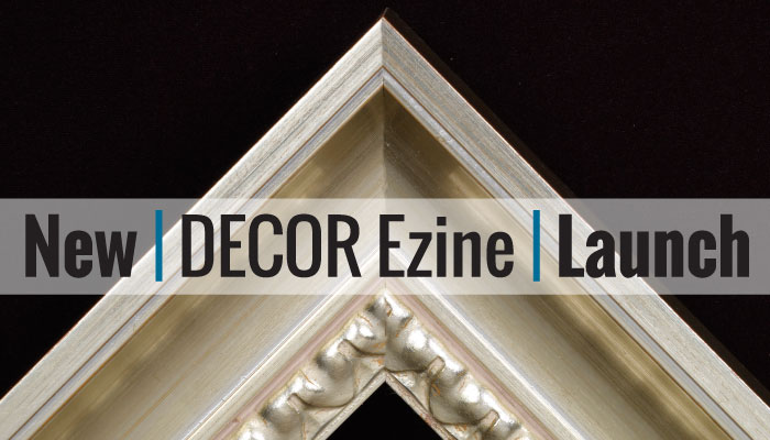 Decor Ezine Launch