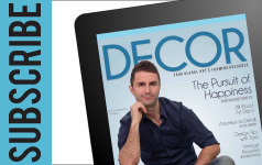 Subscribe to DECOR Magazine