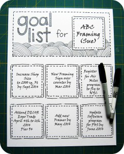 Article Meg Help for Small Biz - List Your Goals Paragraph.