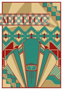 Period design series all about art deco art business news for Magazine art et decoration
