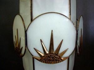 Sunbusrt pattern