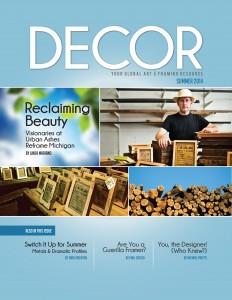 Decor Magazine - Summer 2014