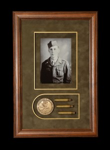 Winning Design - Memorial Photo with Casings