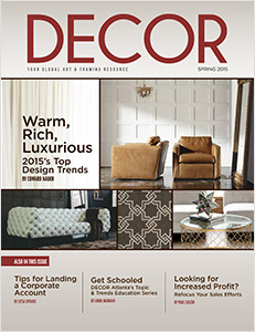 Decor Magazine-Fall 2014