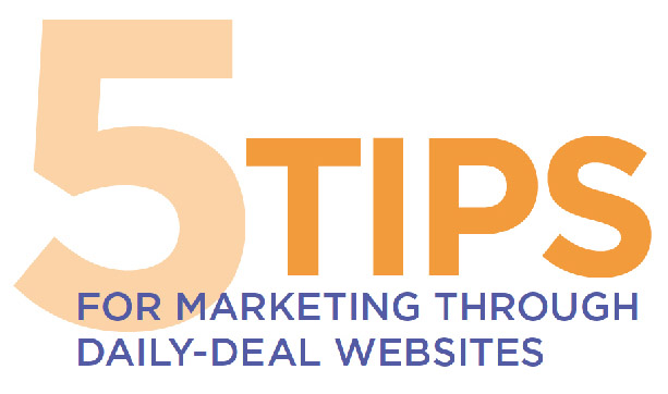 5 Tips for Marketing Through Daily-Deal Websites | Art Business News